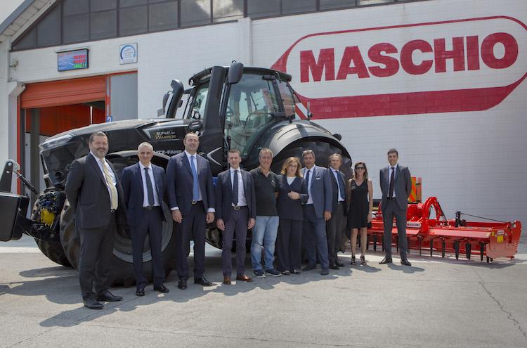 Intesa perfetta tra Maschio Gaspardo e SDF