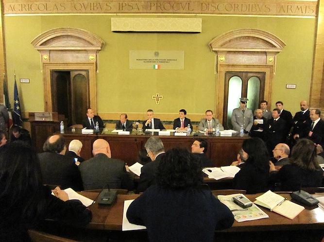 mipaaf-sala-cavour-ministero-politiche-agricole-conferenza-stampa-24-1-2012-fieragricola-byil-iv.JPG