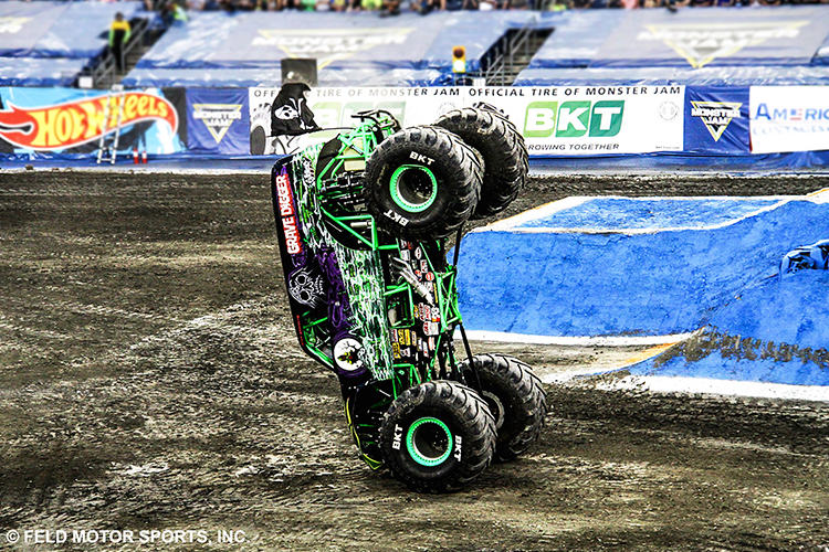 I Monster Jam sbarcano in Europa