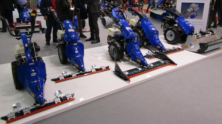 Motocoltivatori e motofalciatrici, piccoli concentrati di tecnologia