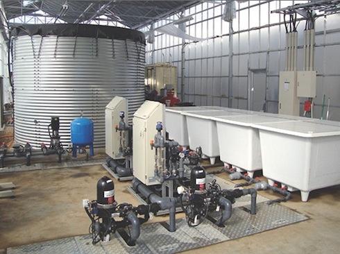 La gestione automatica dell irrigazione secondo netafim for Netafim irrigazione