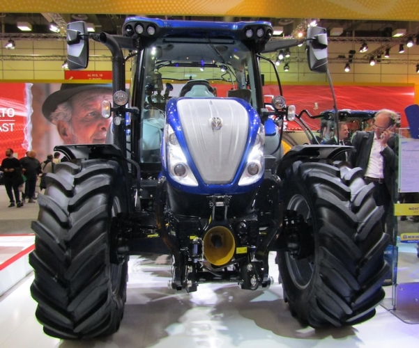 New Holland T5 AutoCommand, una serie davvero hi-tech