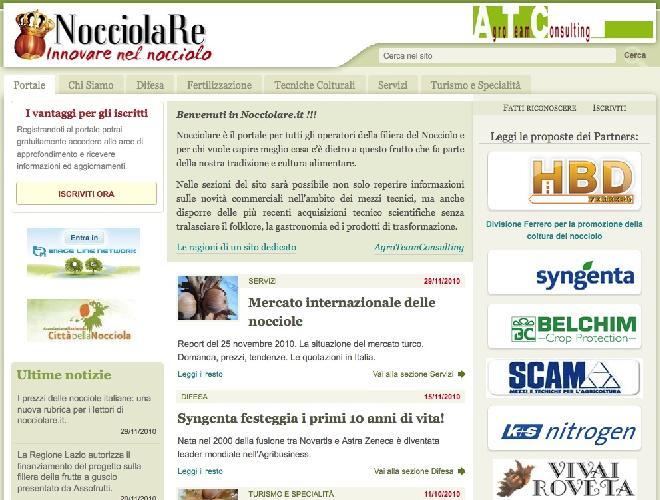 nocciolare-it-sito