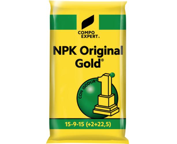 NPK Original Gold<sup>®</sup>: l'ideale per le colture orticole e i giovani impianti - le news di Fertilgest sui fertilizzanti