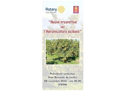 Nuove prospettive per l'agrumicoltura siciliana