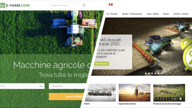 Claas avvia una nuova collaborazione con e-farm.com