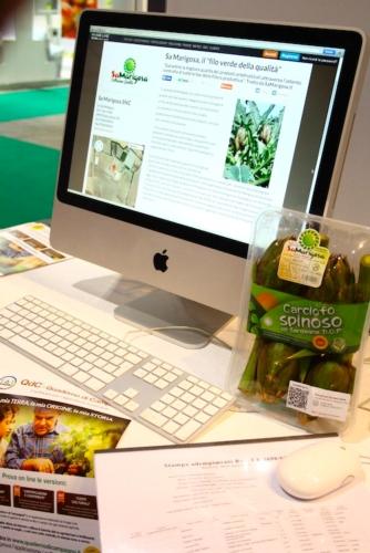 quaderno-di-campagna-carciofo-spinoso-sardo-dop-qr-code-rintracciabilita-sostenibilita-by-agronotizie