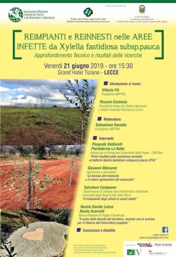 reimpianti-reinnesti-aree-infette-xylella-locandina-lecce-20190621