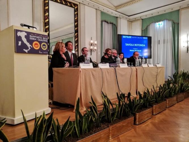 relatori-rapporto-ismea-qualivita-dic-2018-roma-fonte-qualivita