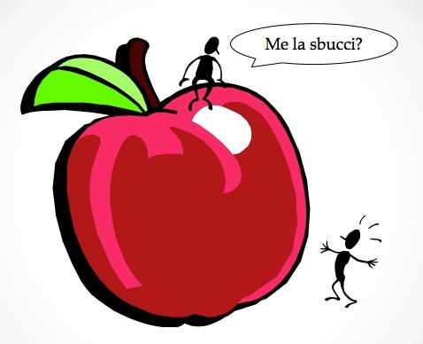 residui-cibi-mela-gigante