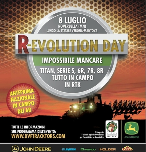 R-evolution day