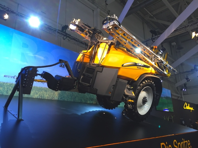 Challenger, a tutto RoGator!