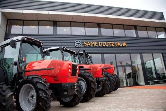 Nuova filiale Same Deutz-Fahr in Benelux