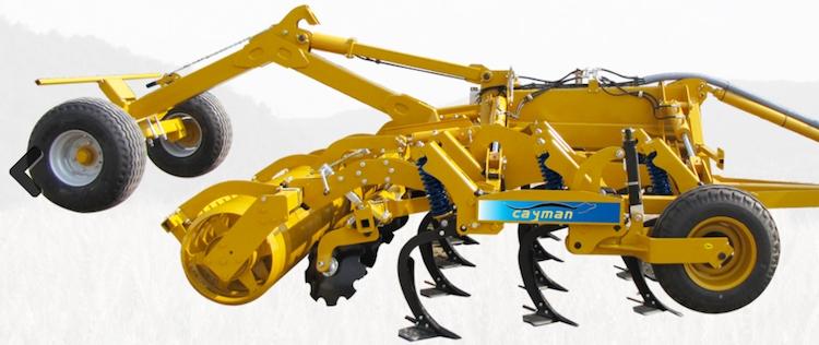 Alpego: nuova versione per i coltivatori a tre ranghi