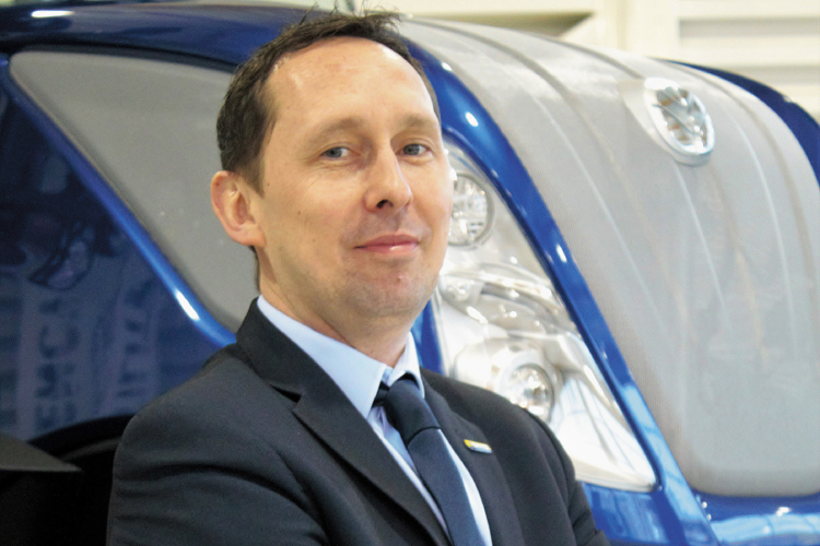 New Holland, Sean Lennon nominato vice president commercial operations Europe