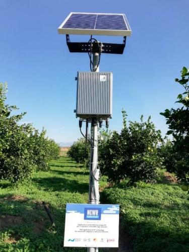 Irrigazione sostenibile, con la tecnologia si può