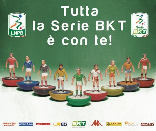 BKT in campo per la solidarietà