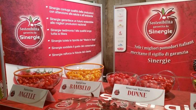 Sinergie per il pomodoro sostenibile di alta qualità della Gdo