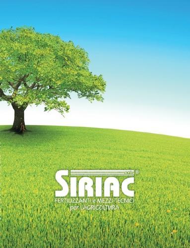 Siriac, il nuovo catalogo prodotti