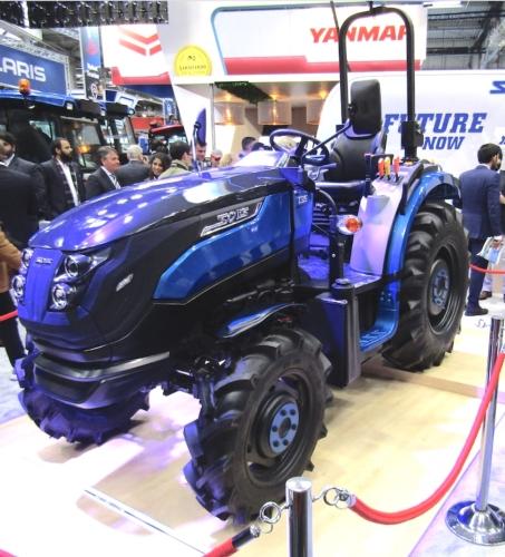 """Nuova """"Serie C"""" di Solis Tractors"""