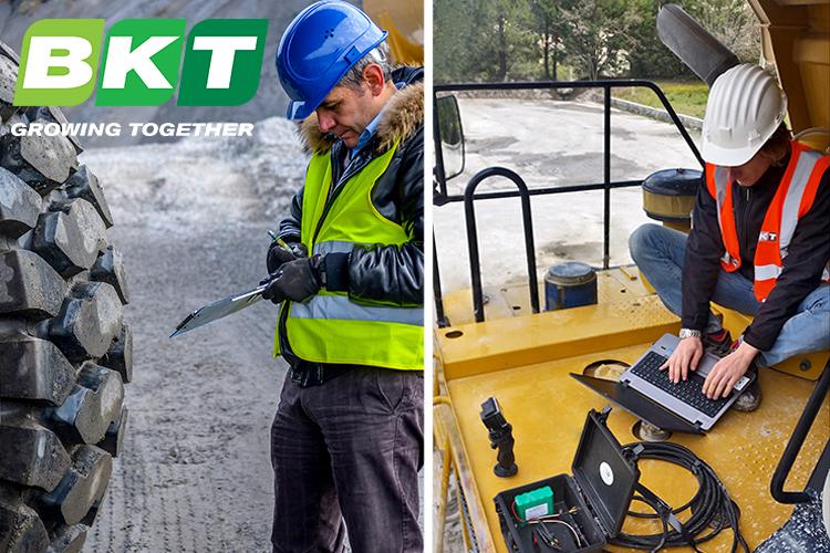 BKT: con Spotech pneumatici sotto la lente di ingrandimento