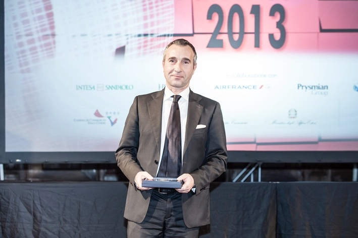 China Awards 2013, Storti Spa vince il premio Capital elite