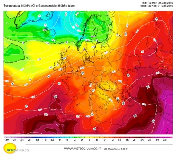 temperature-giugno-2019-previsioni-meteo-caldo