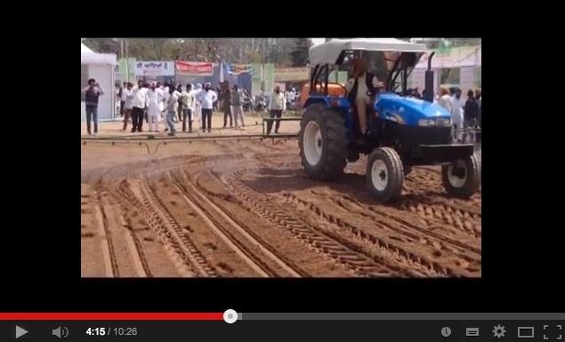 Macchine agricole, il video del TG Federunacoma