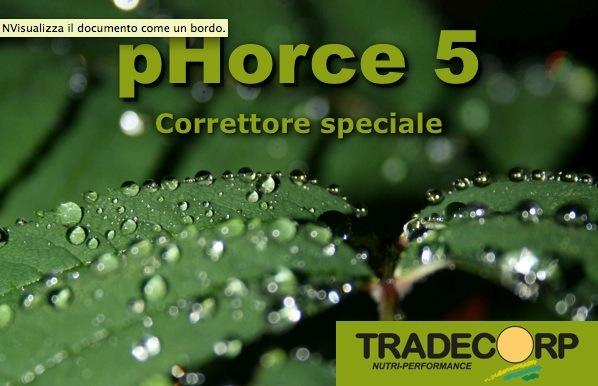 tradecorp-pHorce5-correttore-speciale
