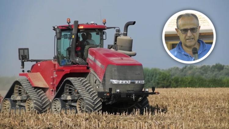 La Cooperativa Agricola Braccianti Massari sceglie CASE IH Quadtrac