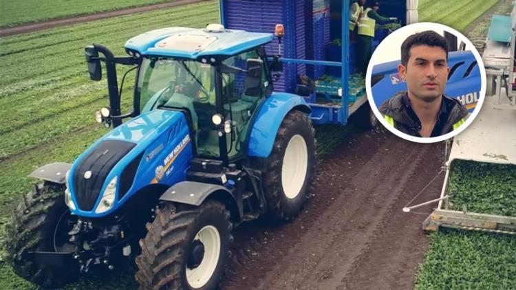 Di Carlo Agricolture sceglie i trattori New Holland
