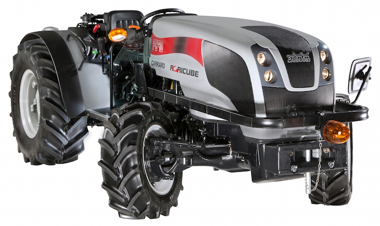 Carraro agricube fb grande successo in italia e all for Forum trattori carraro