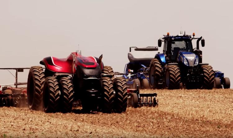 CNH Industrial sospende la produzione in America e ritira la guidance