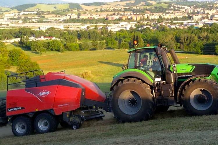 1001 trattori, macchine connesse e agricoltura 4.0