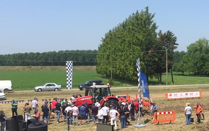 Tecnica e show, Trelleborg in campo