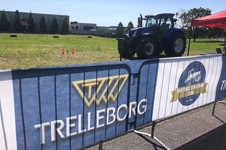 Trelleborg premia il Trattorista dell'Anno 2019