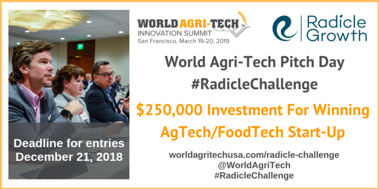 twitter-post-radicle-challenge-world-agri-tech-pitch-day-2019