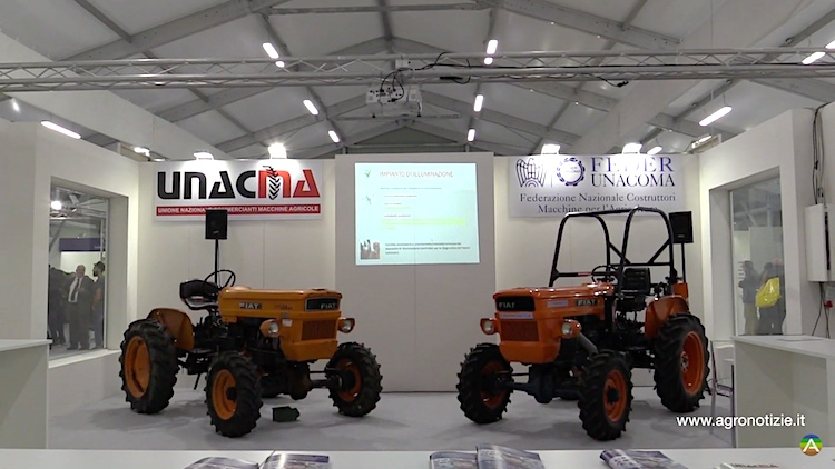 Riparazione macchine agricole, ora l'officina è certificata
