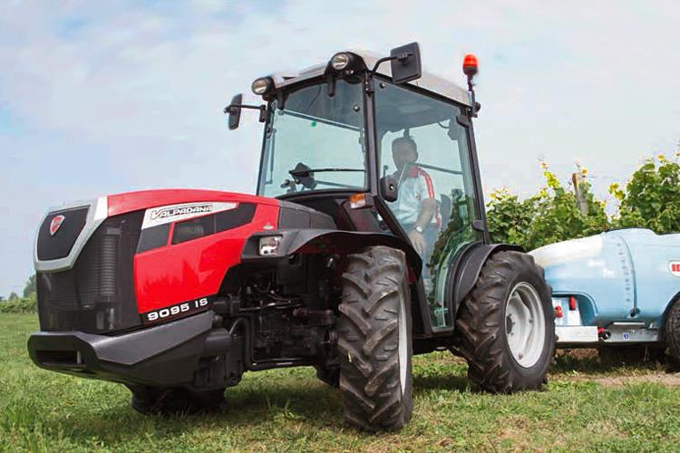 Argo Tractors svela ad Eima la nuova Serie 9000 Valpadana