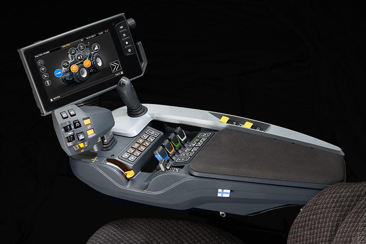 Valtra Smarttouch: più intuitivo di uno smartphone