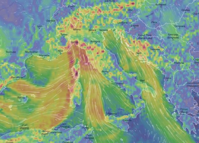 venti-burrasca-scirocco-weekend-meteo-previsioni