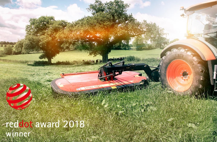 Vicon Extra 700, trionfante al Red Dot Award 2018