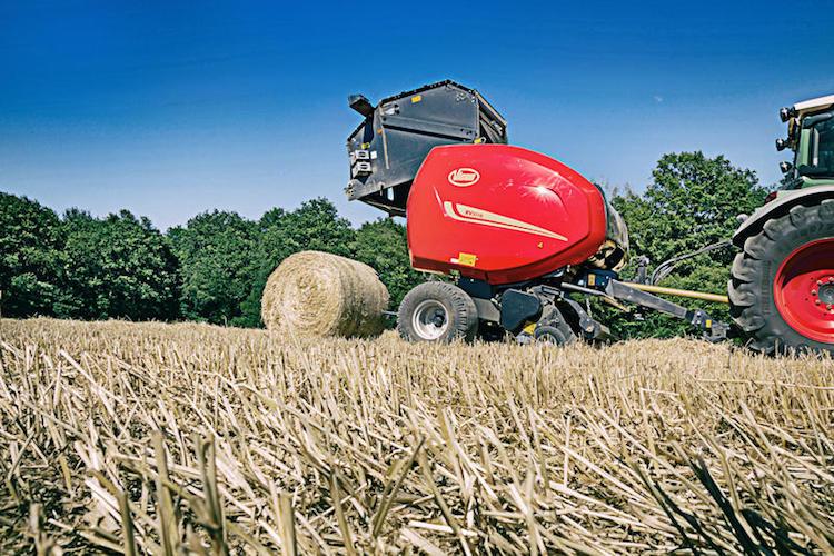 Vicon Serie RV5100, pensata per grandi produttività e densità