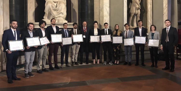 Premiati i 13 vincitori dell'AgroInnovation Award 2018