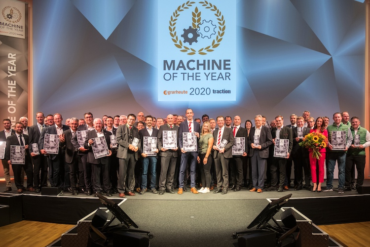 Machine of the year 2020: i 16 vincitori