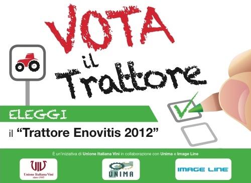 Trattore Enovitis 2012: qual è stato il più votato?