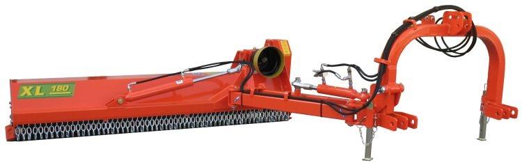 Trinciatrici laterali XL e XZL di Agrimaster