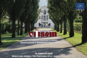 Life Vitisom: innovazione e biodiversità in viticoltura