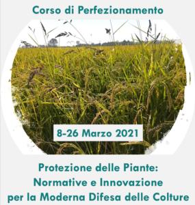 Protezione delle piante: corso per la moderna difesa delle colture