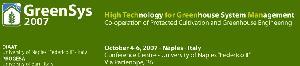 GreenSys-2007-simposio-internazionale